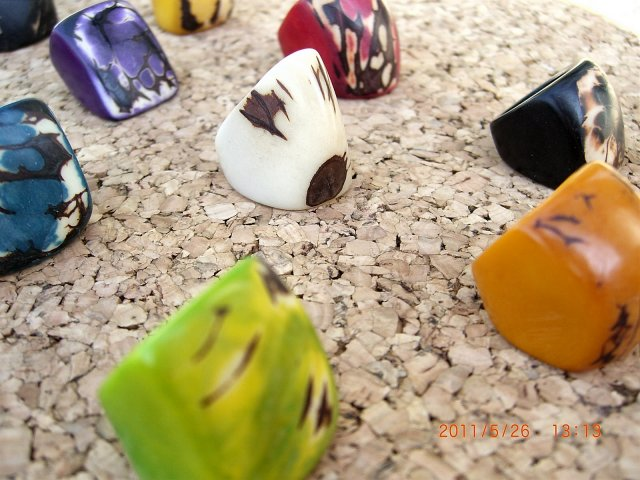 Ring Tagua